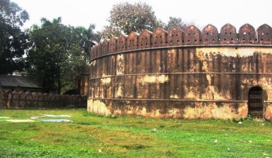 Ekdala fort